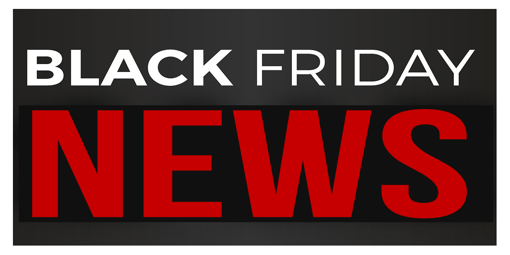 logo black news