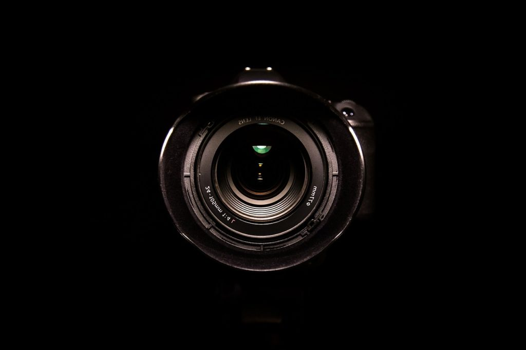 macchina fotografica Black Friday
